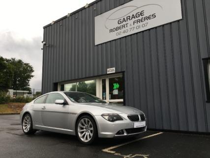BMW Série 6 650I 367CV BVA