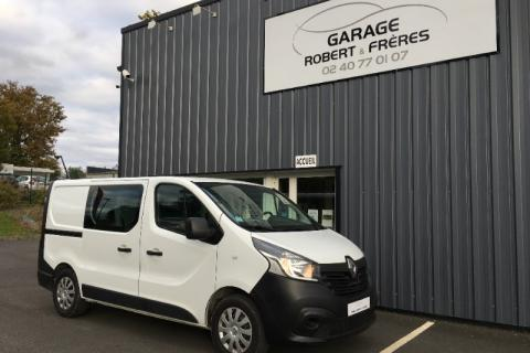 Renault Trafic III 1.6dCi 95 6 PLACES