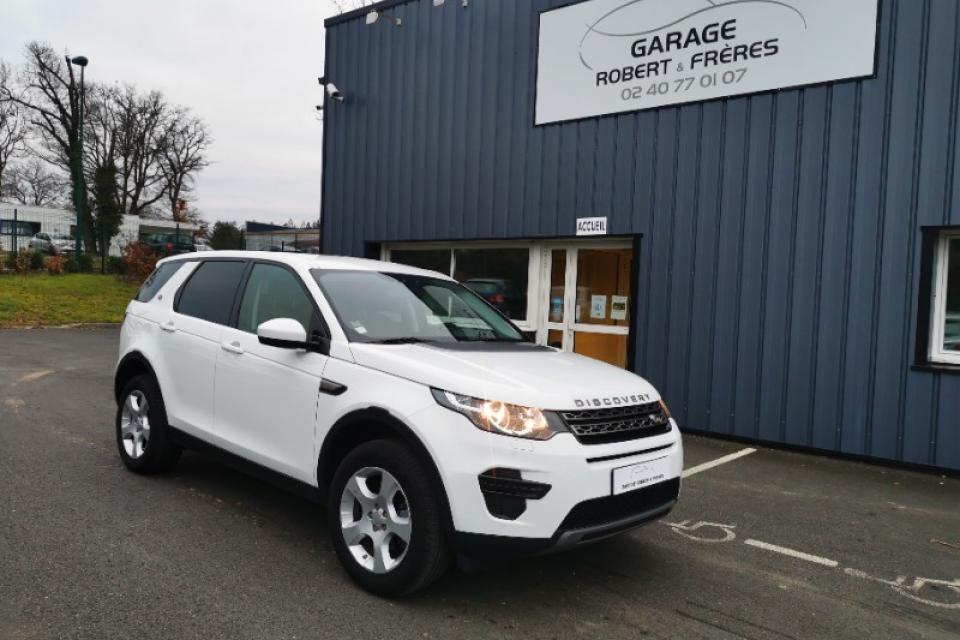Land Rover Discovery Sport SE 2.0D 150ch 4X4