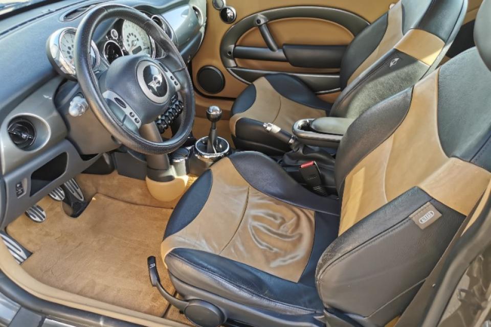 Mini Cooper S (R53) Park Lane 1.6 170CV