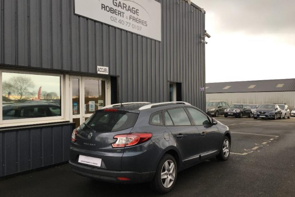 Renault Mégane Estate III 1.5 DCi 110 BVA