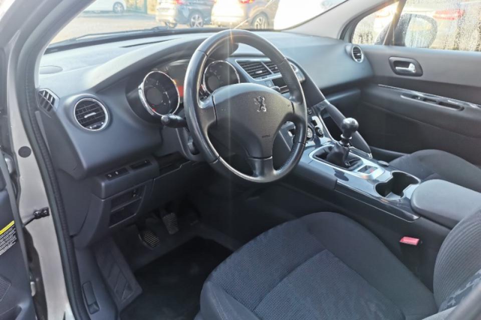 Peugeot 3008 1.6 e-HDi 112 FAP