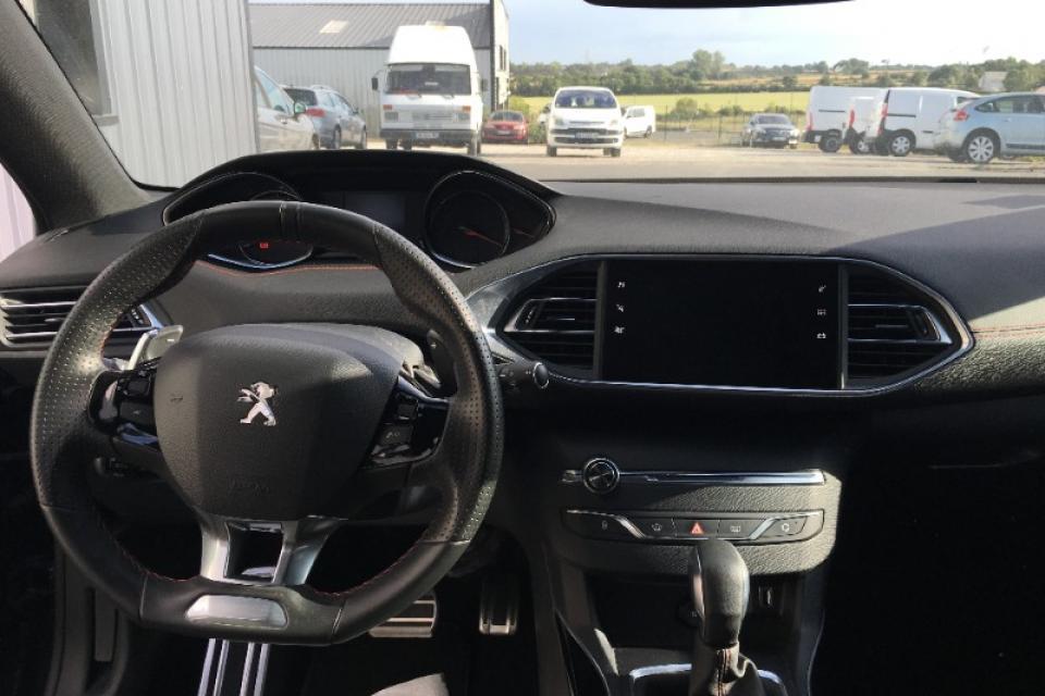 Peugeot 308 II 1.6 HDI 120 BVA GT Line